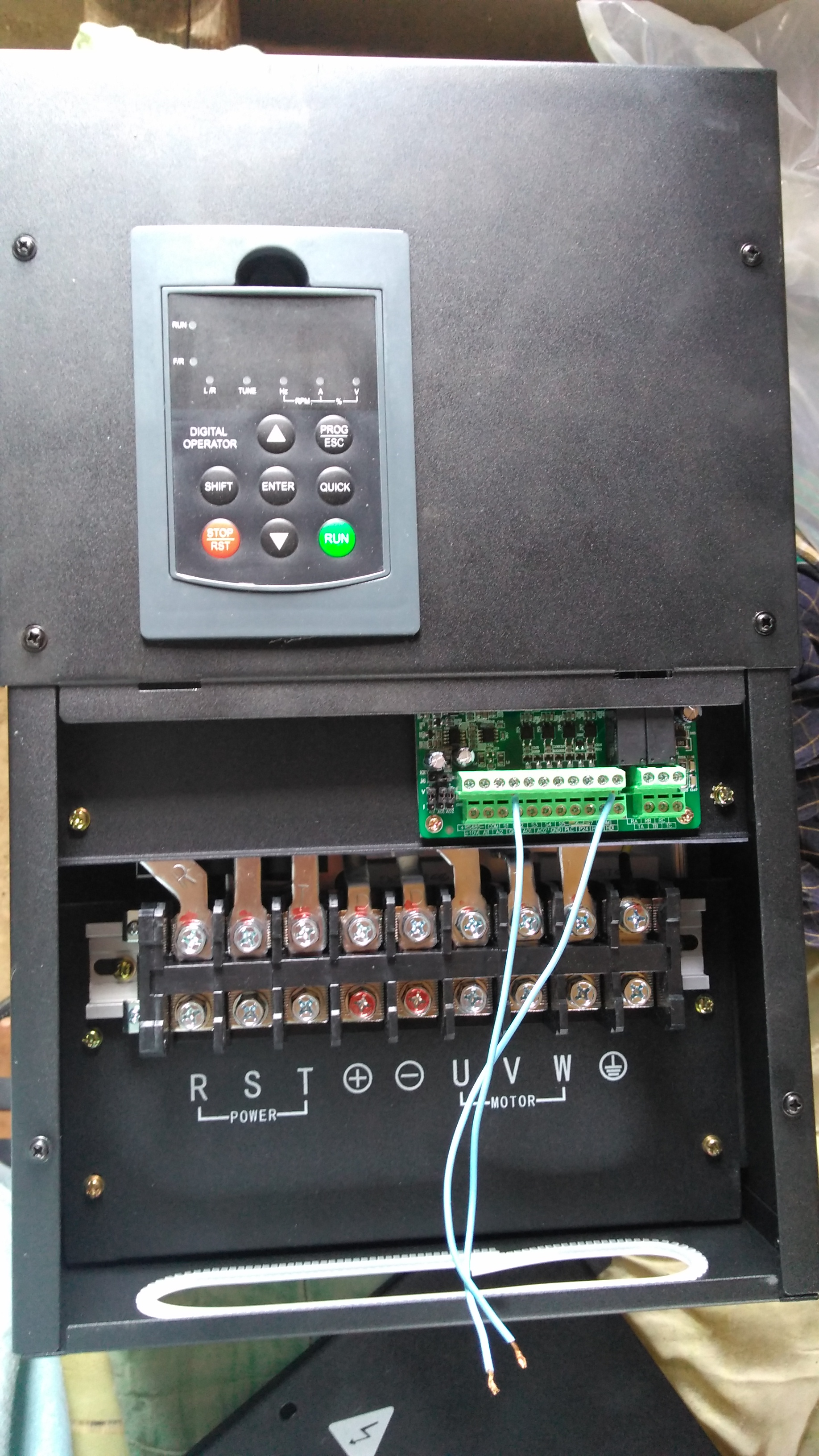 working of inverter