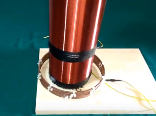 How To Make Free Energy With Tesla Coil.
