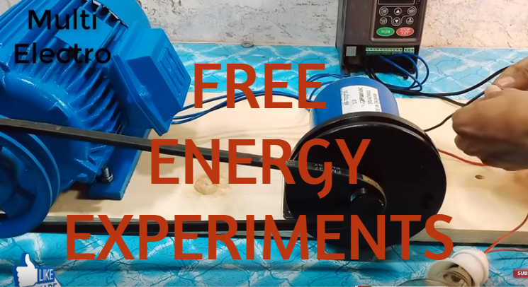 Free Energy Experiments
