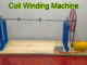 coil wining machine