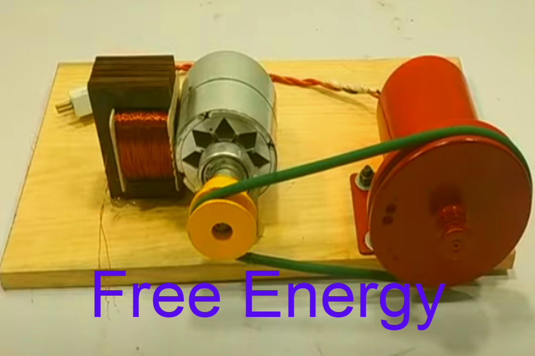 how to make 220v free energy