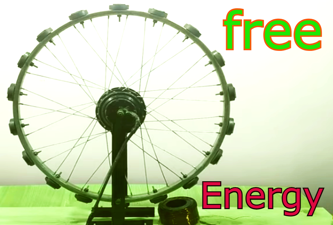 Make Free Energy Generator 36 Volt by magnets free energy generator Self Running Generator