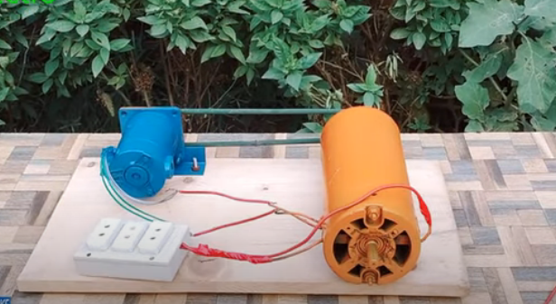 how to make 3 kw free energy generator from two dc motors new free energy experiment