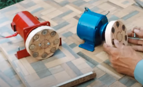 how to make a free energy device with magnets